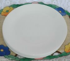 "Set of 8 Corelle by Corning Winter Frost White 10.25"" Dinner Plates"