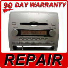 REPAIR SERVICE ONLY Toyota Tacoma 6 Disc Changer CD Player OEM JBL Radio Stereo
