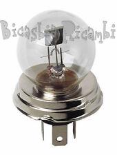 3436 - LAMPADINA LAMPADA BILUCE 12 - 45 - 40 PER FARO ANTERIORE VESPA 125 PX T5