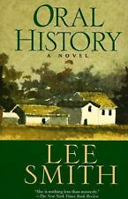 ORAL HISTORY Book by Lee Smith   tradepaper