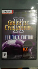 Galactic Civilizations II 2 ULTIMATE Edition  PC SIGILLATO