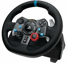Logitech g29 Driving Force VOLANTE (ps4, ps3) UK-PLUG