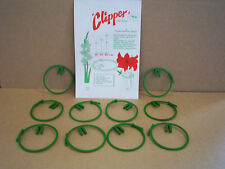 "Pack of 10 Clipper 3"" Plant Support Rings from Solo Sprayers"