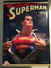 Superman Forever #1 Mini Statue Designed By Alex Ross