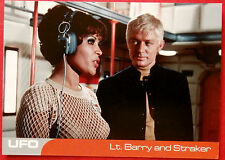 UFO-CARD #35 - Tenente BARRY e Straker-inarrestabile carte LTD 2016