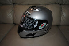 NITRO RACING N610-V MOTORCYCLE HELMET, XS SIZE, NEW WITHOUT BOX, ARAI, SHOEI