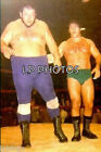 4x6 WRESTLING PHOTO MONSOON & SAMMARTINO TT0007 wwe tna