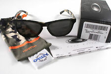 OAKLEY Eric Koston Frogskins LX Sunglasses- NEW- $180-Night Camo/Dark Grey Lens-