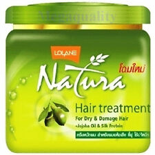 LOLANE NATURA TREATMENT REPAIR FOR Dry and Damaged Hair