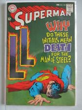 Superman Vol. 1 (1939-2011) #204 VF