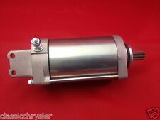 NEW STARTER SUZUKI SAVAGE 650 LS650P replaces 128000-4981 228000-6490