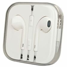 100% Genuine Apple iPhone EarPods Headphone Earphone Handsfree With Mic