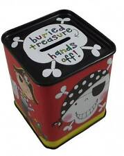 Rachel Ellen Pirate Money Box - Boys gift - Stocking filler - Pirate theme room