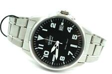 New Orient Stainless steel Automatic date 42mm watch FER2D006B0