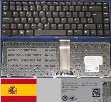 CLAVIER QWERTY ESPAGNOL DELL Inspiron 14R N5050 L502 Y210 90.4IC07.A0S 0V2J0W
