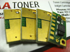 "4 x "" Toner Reset Chip "" for Olivetti d-color MF-25, d-color MF-25 Plus Refill"