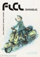 FLCL Complete Series Omnibus GN Gainax Hajime Ueda Fooly Cooly New NM