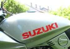 Pair of Suzuki Tank Sticker Decals GSX 750 1000 1100 Katana