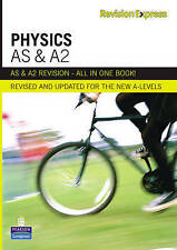 Revision Express AS and A2 Physics Tony Winzor, Wendy Brown Very Good Book