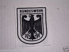 Patch New GERMAN MILITARY BUNDESWEHR EMBROIDERED CLOTH PATCH