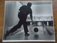 Large Photograph 10 PIN BOWLING  Exhibited Enfield Camera Annual Exhibition 1971