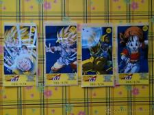 dragon ball gt chicle chiclets dragonball STICKERS  BUBBLE GUM CHICLES BUBBLEGUM