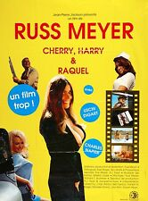35mm Feature CHERRY, HARRY & RACQUEL! 1970. Russ Meyer exploitation rarity!