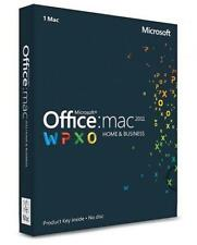MS Microsoft Office MAC Softwarepaket Deutsch Home Business 2011 ESD Vollversion