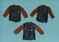 vintage Mego POTA Planet of the Apes SOLDIER APE TUNIC LOT x3 shirt only