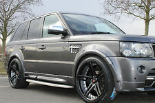 Range Rover Sport Meduza Extreme Edition Wheel Arch Body Kit