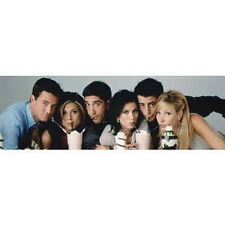 FRIENDS - MILKSHAKE POSTER - 12x36 SHRINK WRAPPED - TV COX ANISTON PERRY 0325