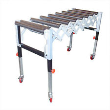 Adjustable Expandable Gravity Wheel Conveyor Flexible Table T1732