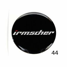 IRMSCHER VAUXHALL STEERING WHEEL BADGE 45mm OPEL BADGE EMBLEM AIRBAG BADGE
