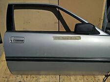 Honda Prelude III BA4 - Tür vorne rechts Spiegel Scheibe Verkleidung - silber