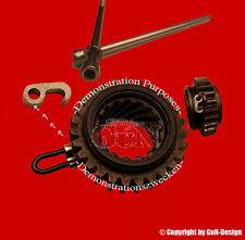 Yamaha Virago Clip XV700 750SE XV920 Virago Starter Repair Clip  +  Schrauben