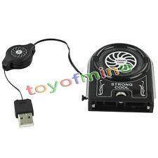 Aspiradora USB refrigerador  aire extracción Cooling Pad Ventilador por Portátil