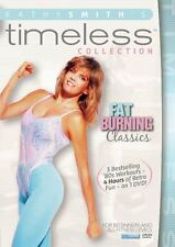 KATHY SMITH TIMELESS: FAT BURNING CLASSICS (Kathy Smith) - DVD - Region Free