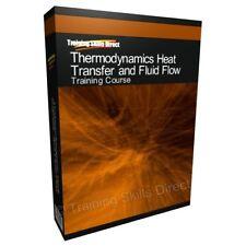 Thermodynamique transfert de chaleur et flux de fluide livre cours