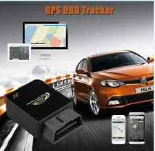 OBDII GPS Realtime Tracker OBD2 Tracking F Car Vehicle Auto+iPhone Android app