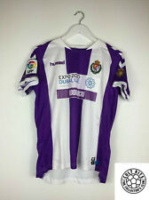 Valladolid ALCATRAZ #24 13/14 *MATCH WORN* Home Football Shirt (S) Soccer Jersey