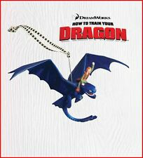 2010 Hallmark HOW TO TRAIN YOUR DRAGON Ornament Hiccup & Toothless *PriorityShp