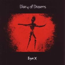 Diary of Dreams EGO: x 2lp VINILE LIMITED EDITION 2011