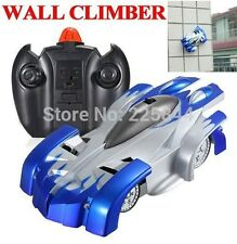 W/ LIGHTS ZERO GRAVITY INFRARED REMOTE CONTROL  WALL CLIMBING RC CAR Toy Climber