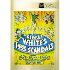 George White's Scandals New DVD