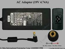 Li-Shin AC Adapter 19V 4.74A 90W for Toshiba Satellite 1600 1700 1900 1905