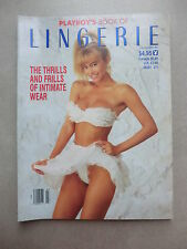 PLAYBOY'S BOOK OF LINGERIE July - August 1991