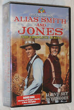 Alias Smith and Jones Complete Series 1,2,3 - Special Edition - 11 DVD Box Set