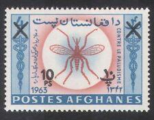Afghanistan 1963 malaria / Sanità / Medical / benessere / ZANZARE / INSETTI IV patate n39072
