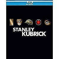 Stanley Kubrick Collection (Blu-ray, 2011, 8-Disc Set, Box Set)