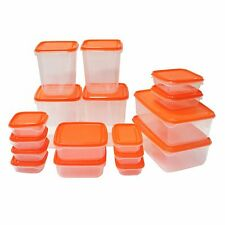 New 17 Plastic Food Storage Containers Saver Container Kitchen Kids IKEA PRUTA